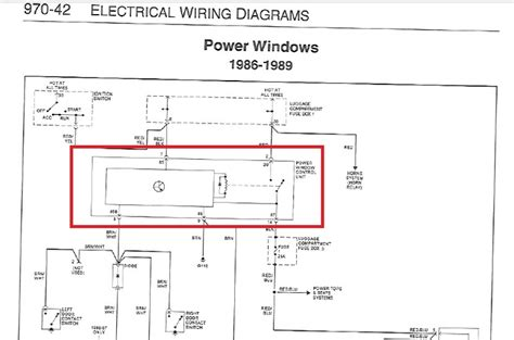 relay wiring diagram for power window gallery photo