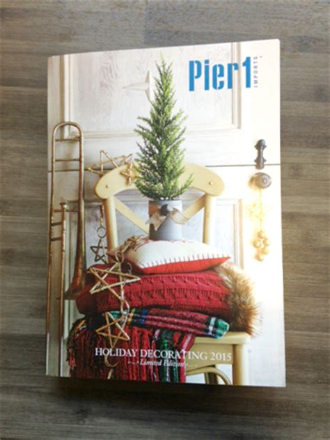 pier imports catalogue 232 best pier 1 catalogs images on check it out pier 1 s limited edition catalog home
