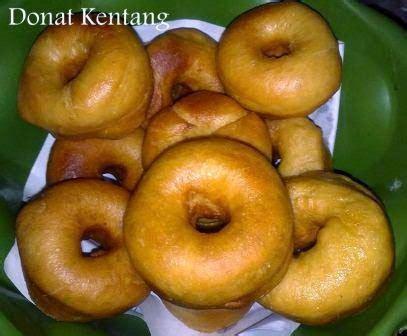resep donat kentang empuk bahan sederhana bahan bumbu