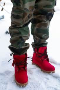 colored tims timberland swag