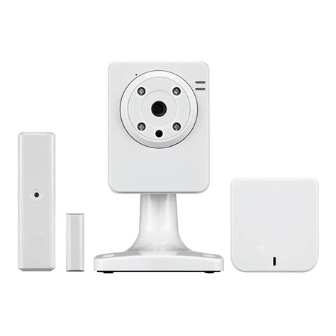 mivatek home8 self monitoring security system for 30