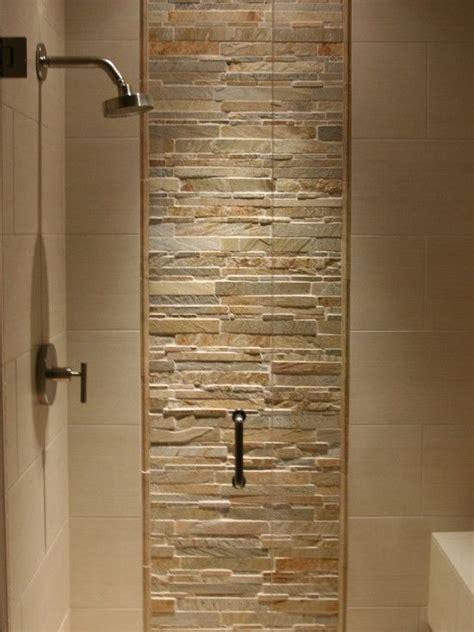 luxurious master bathroom design  mountain house