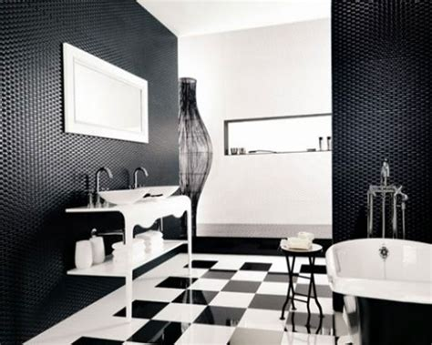 black and white wallpaper for bathrooms things you probably didn t know about black and white