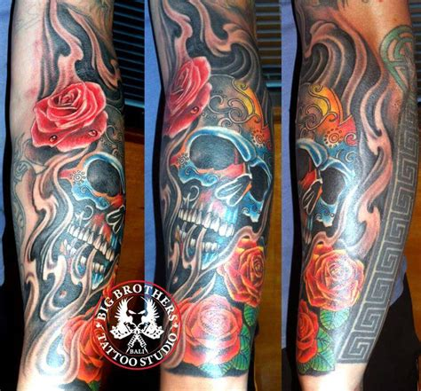 ink tattoo legian big brothers tattoo studio the bali bible
