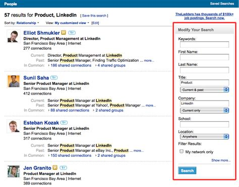 Advanced Search Advanced Search Operators For The Linkedin Pro Official
