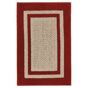 mohawk home sisal accent rug 2 6 quot x3 10 quot