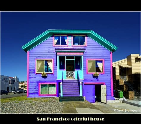 colorful homes 18 of the most colorful houses around the world