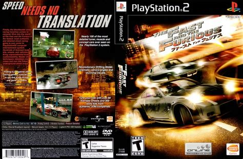 fast and furious psp fast and the furious the usa iso