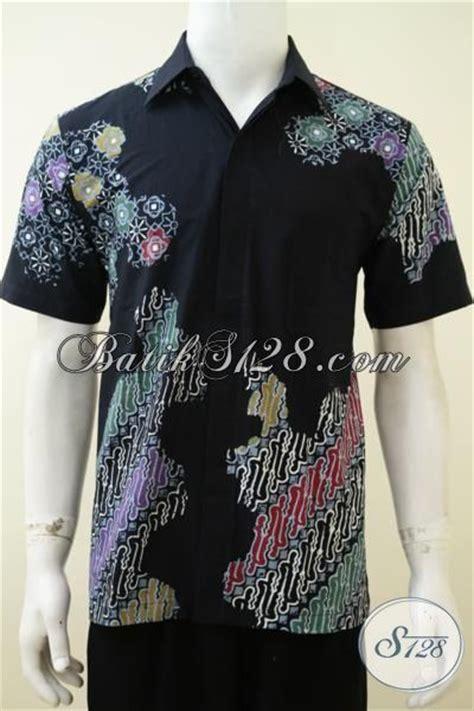 Baju Gaul Remaja distro paling up to date sedia hem batik modern koleksi trend 2015 baju batik anak muda
