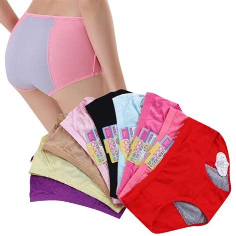 Celana Menstruasi Anti Bocor celana dalam anti bocor khusus menstruasi menstrual