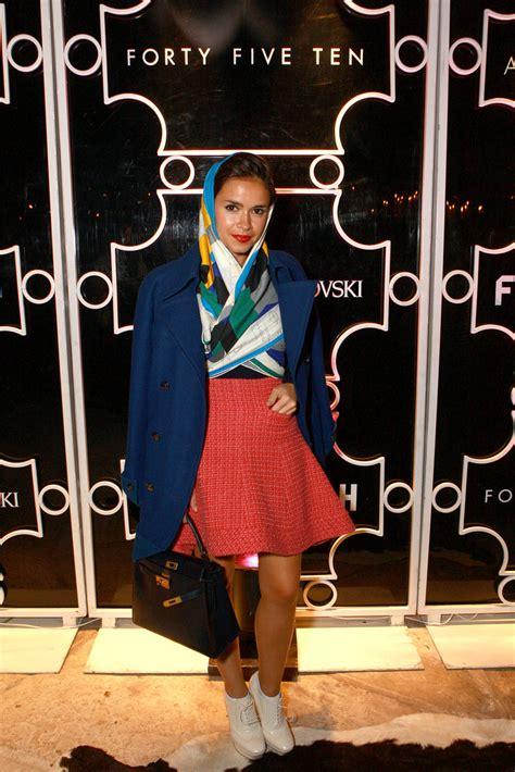 Baby Fashionologie by Karlie Kloss White Dress Popsugar Fashion Australia