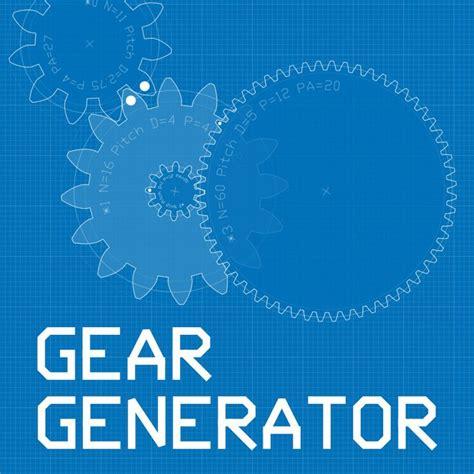 Sprocket Template Generator