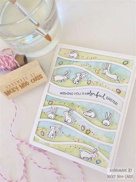 Nicky P Papercrafts - 67 best images about easter card ideas on