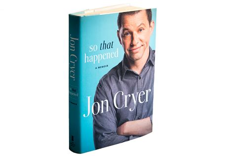 so that happened a memoir books jon cryer memoir so that happened tidbits from