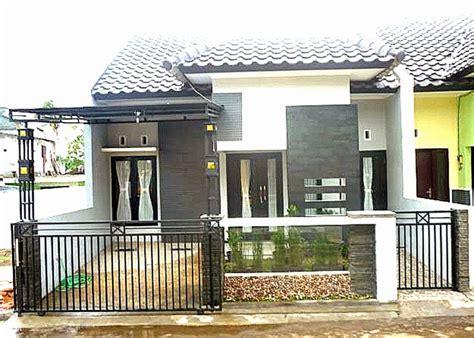 desain pagar rumah minimalis design rumah minimalis