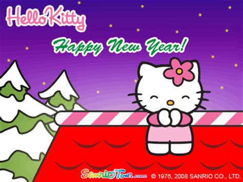 year wallpaper  kitty happy  year wallpaper  kitty chinese  year collection