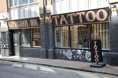 tattoo shops in birmingham king of ink land tattoos birmingham live