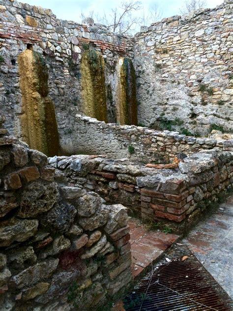 terme bagno vignoni siena cosa vedere a bagno vignoni italyzeme