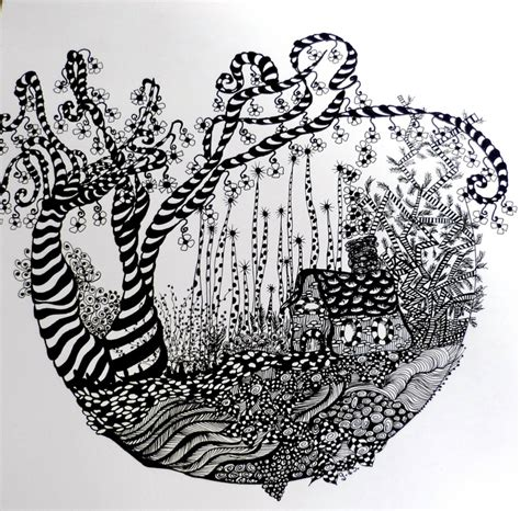 z pattern in c a place in the woods 문양 pinterest drawing 펜 및 수채화