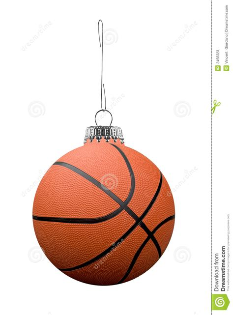 basketball ornament stock photos image 2458323