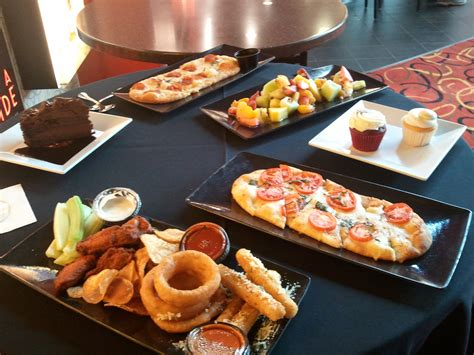 Dine On Food by Amc Downtown Disney Dine In Theater Review Orlando City