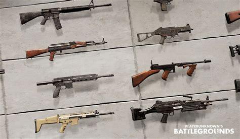 pubg best weapons 10 new guns playerunknown s battlegrounds should add