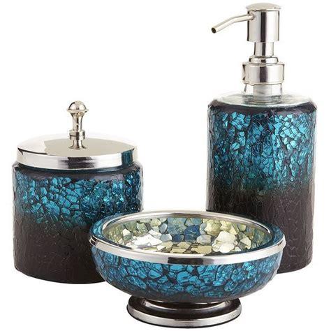 turquoise blue bathroom accessories best 25 teal bathroom