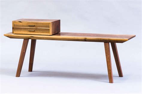 college bench heidi s bench 171 college of the redwoods fine furniture