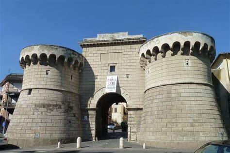 marche velletri porta napoletana velletri visit italy