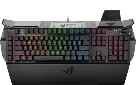 Keyboard Asus Rog rog horus gk2000 rgb mechanical gaming keyboard rog republic of gamers asus global