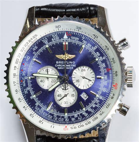 replica breitling c 25 replica breitling chronometre navitimer s wrist lot 0530