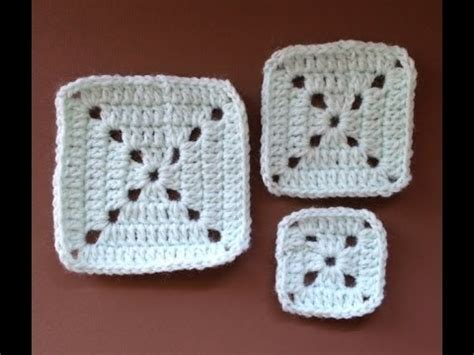 youtube tutorial crochet granny square crochet along simple granny square video tutorial