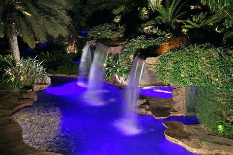 pool waterfalls pool with waterfall bullyfreeworld com
