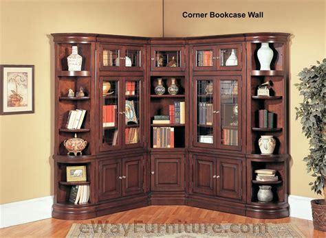 corner library bookcase house sterling corner library bookcase wall
