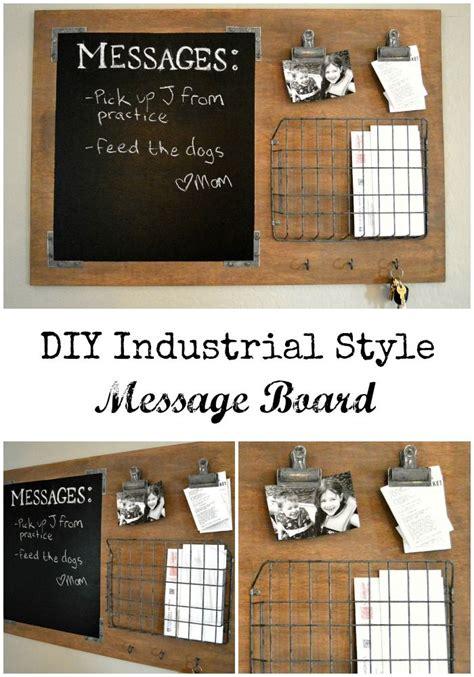 kitchen message board ideas 25 best ideas about kitchen message center on pinterest