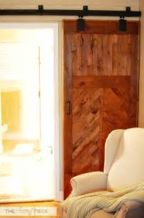 How To Install Sliding Barn Doors Diy Sliding Barn Door