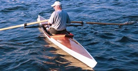 skiff in rough water oxford shell fyne boat kits
