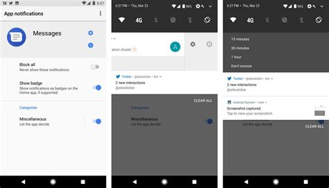 design notification icon android the 5 android oreo features you ll actually want to use