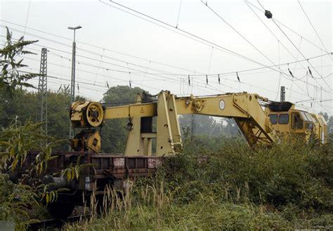 Kran Tangki Rr Railroad Today Krupp Kran