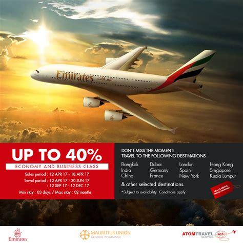 emirates no show fee emirates flash sales april 2017 atom travel