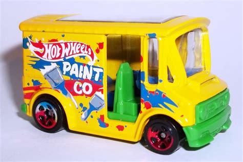 Hw 2014 007 Yellow Bread Box wheels 2014 bread box ebay