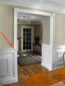 Standard Height For Wainscoting In Bathroom The Misused Amp Confused Chair Rail Thisiscarpentry