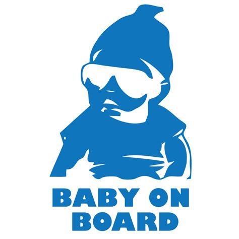 Baby On Board Sticker baby on board hangover decal vinyl sticker sticker