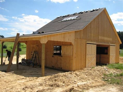 Horse Barn Design Ideas Tiny Barns Best 25 Small Barns Ideas On Pinterest Horse
