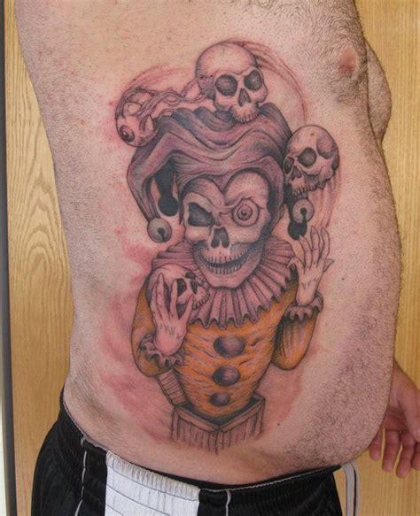 jester tattoo pinterest evil jester tattoo tattoos that i have done