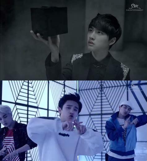 exo overdose live who s who exo overdose mv kpop 101 who s who
