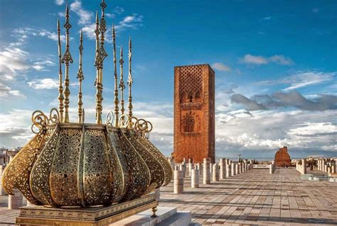 rabat attractive places       capital