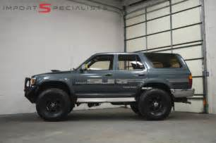 Ssr Interior 1990 Toyota 4runner Hilux Surf Turbo Diesel For Sale In