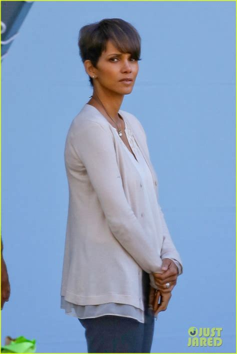 Halle Gets by Halle Berry Cut From Days Of Future Past