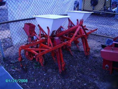 Covington Planter For Sale by Covington Row Planter With Culivator